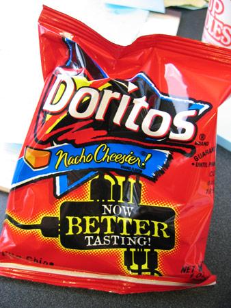 Now Less Horrible Tasting!