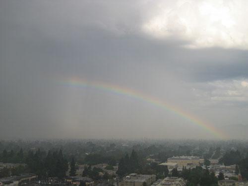Burbank Rainbow