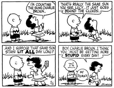 Charlie brown an lucy having sex