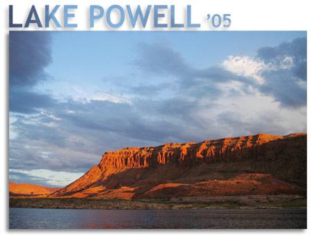 Lake Powell \'05